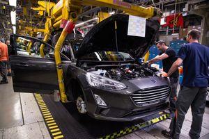 Ford cắt giảm 12.000 nhân sự ở châu Âu