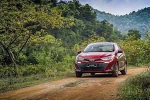 Toyota Việt Nam bất ngờ báo giá mới cho Vios, giảm tới 40 triệu đồng
