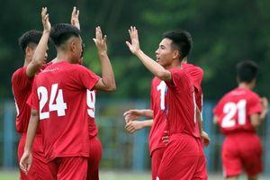 U17 Viettel thắng trận khai màn U17 Quốc gia