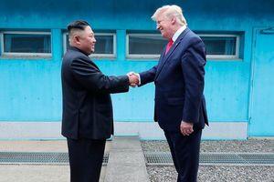 Triều Tiên khen 'nức nở' cuộc gặp của ông Donald Trump và Kim Jong-un