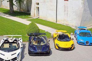 Bộ sưu tập siêu xe 'tham nhũng' 13 triệu USD được bán đấu giá