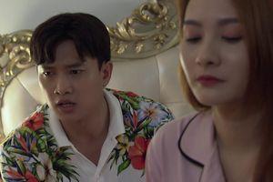 'Về nhà đi con' tập 56: Thư khóc xin Vũ hủy hợp đồng hôn nhân