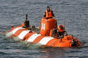 Tàu ngầm Nga bốc cháy, 14 thủy thủ chết vì ngạt khói