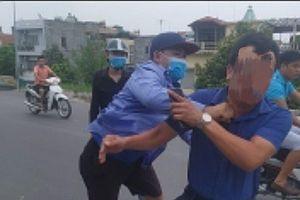 Lãnh đạo phường Long Biên yêu cầu xử lý nghiêm đối tượng hành hung phóng viên