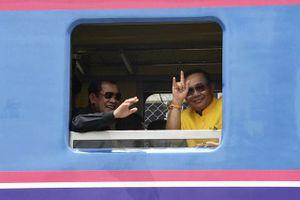 Thái-Lan-Campuchia nối lại tuyến đường sắt xuyên biên giới