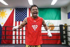 Quyền Anh: Pacquiao dốc toàn lực cho 'trận đấu của cuộc đời' với Thurman