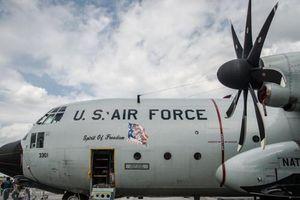 Bên trong khoang lái của vận tải cơ C-130: Tiện nghi bất ngờ