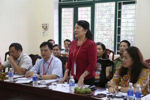 Thứ trưởng Nguyễn Thị Nghĩa: Mỗi cán bộ cần tập trung cao độ