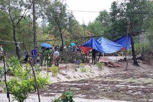 Điều tra nguyên nhân đôi nam nữ tử vong bất thường với nhiều vết đâm ở Quảng Trị