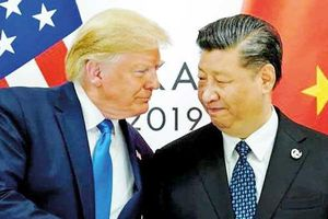 Tái khởi động đàm phán với Trung Quốc, Tổng thống Trump nói 'không có thỏa thuận thương mại 50-50'
