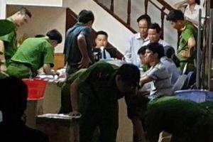 Thừa Thiên – Huế: Khám xét khẩn cấp trụ sở doanh nghiệp xây dựng, thu giữ nhiều tài liệu quan trọng