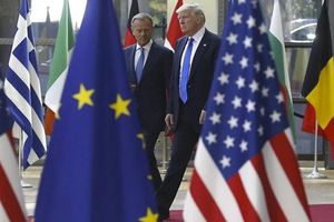 Thương chiến Mỹ - EU leo thang: Mỹ dọa mở rộng áp thuế với hàng hóa EU