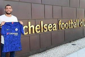 Chelsea mua đứt 'người thừa' của Real Madrid