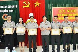 THADS tỉnh Quảng Ninh: 6 tháng đầu năm 2019, thụ lý gần 9.000 việc, tăng hơn 200 việc so với cùng kỳ