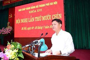 Hà Nội kỷ luật 442 đảng viên, cách chức một Bí thư Huyện ủy