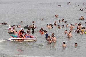 Quyết tâm trả lại sự bình yên cho khu du lịch biển Hải Tiến