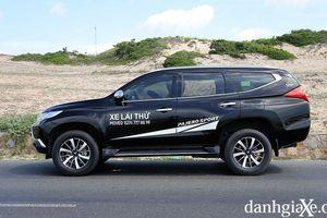 Đánh giá chi tiết Mitsubishi Pajero Sport 2019 'máy dầu'