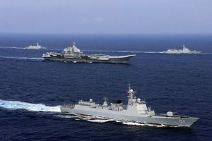 Trung Quốc phong tỏa biển, công khai tập trận gần quần đảo Trường Sa