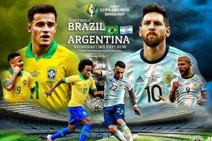 Copa America 2019: Đội hình dự kiến và dự đoán kết quả trận Brazil vs Argentina