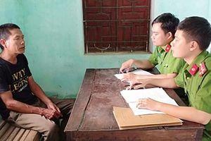 Khởi tố, bắt tạm giam người đàn ông gây ra vụ cháy rừng ở Nghi Xuân - Hà Tĩnh