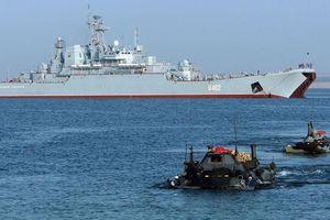 Hạm đội Biển Đen giám sát hoạt động của NATO trong cuộc tập trận 'Sea Breeze'