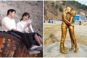 Công viên 'Hậu duệ mặt trời' thất thu sau khi cặp Song- Song ly hôn