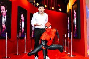 Trấn Thành cất công mời Spider-Man từ Mỹ sang Việt Nam phỏng vấn nhưng nhận lại cái kết 'siêu đắng'