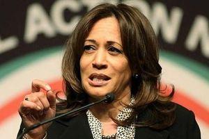 Bầu cử Mỹ 2020: Ứng cử viên Kamala Harris vươn lên vị trí thứ hai