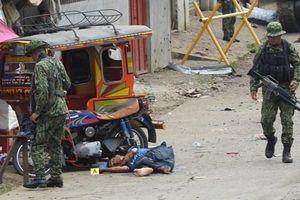 Philippines nghi thủ phạm vụ đánh bom liều chết là người địa phương