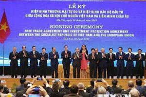 Thỏa thuận với châu Âu sẽ thúc đẩy kinh doanh ở Việt Nam