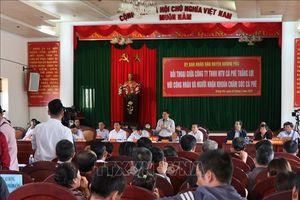 Đối thoại với công nhân và người nhận khoán trồng cà phê ở Đắk Lắk