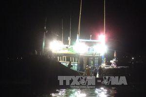 Tích cực cứu hộ, cứu nạn các tàu và ngư dân gặp sự cố trên biển