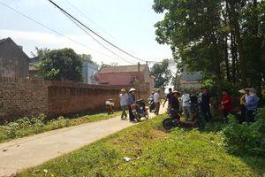 UBND huyện Sóc Sơn kiểm tra, báo cáo thành phố việc cấp đất giãn dân