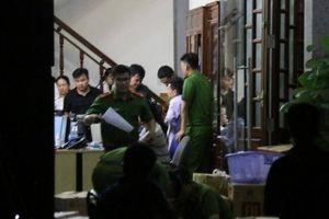 Công an khám xét xuyên đêm tại trụ sở doanh nghiệp Tuyết Liêm ở Huế