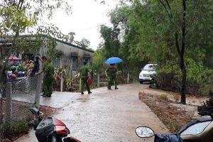 Nam thanh niên đâm chết nữ sinh ở Quảng Trị do mâu thuẫn yêu đương