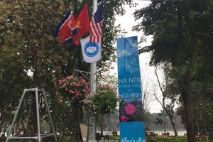 20 năm Hà Nội tự hào 'Thành phố vì hòa bình'