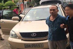 'Đạo chích' đi xe sang Lexus chuyên đột nhập cơ quan nhà nước ăn trộm