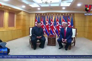 Tổng thống Mỹ mong đợi sớm gặp lại Nhà lãnh đạo Triều Tiên