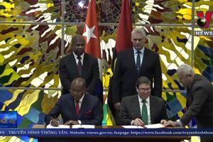 Cuba và Angola tăng cường hợp tác song phương