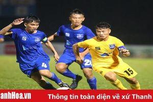 Giải vô địch bóng đá U17 quốc gia 2019: Thanh Hóa hòa kịch tính trước Becamex Bình Dương