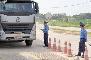 Phạt nghiêm xe chở quá tải, vi phạm kích thước thành thùng