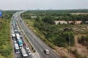 Cao tốc TP HCM – Long Thành – Dầu Giây đề xuất mở rộng lên 12 làn xe