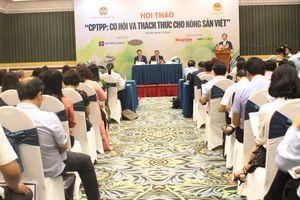 Nông sản Việt dễ tổn thương khi có xáo trộn, đối đầu trên thế giới