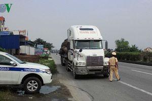 Cảnh sát áp dụng công nghệ quản lý, xử lý vi phạm giao thông