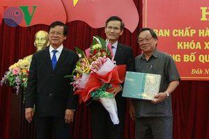 Ông Cao Huy giữ chức Phó Chánh Văn phòng Ban Cán sự đảng Chính phủ
