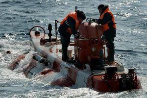 Truyền thông Nga: Tàu lặn bị cháy có thể là tàu ngầm hạt nhân AS-12