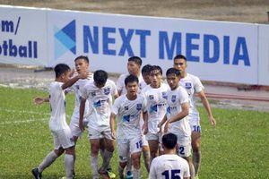 U17 PVF thắng lớn, U17 Thanh Hóa bất phân thắng bại B.Bình Dương