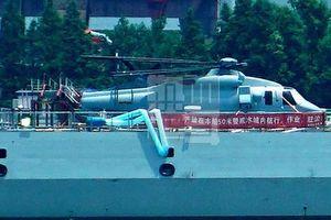Trung Quốc lấp nhanh khoảng trống về sức mạnh hải quân