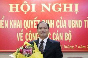 PGS.TS Từ Diệp Công Thành được bổ nhiệm Hiệu trưởng trường Đại học Bạc Liêu