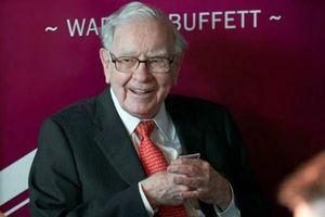 Tỷ phú Warren Buffett trao tặng 3,6 tỷ USD cho 5 quỹ từ thiện